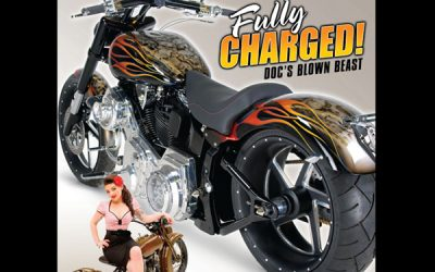 PRO CHARGER – Heavy Duty Issue 115