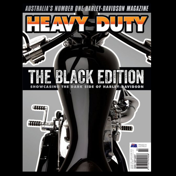 BLUE VENOM – Heavy Duty Issue 122